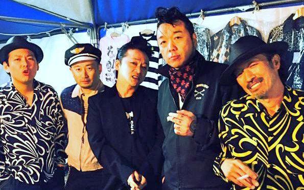 旭川のオールディーズバンド streetbops!