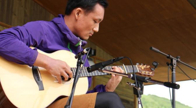 ギタークラフトマン「小林良輔」さん