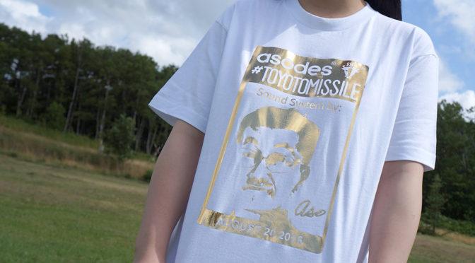 【終了しました】Tシャツ追加販売決定!!!