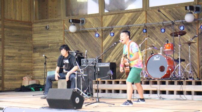 まっすぐ系フォークシンガー「河地祥平」今年はバンドスタイルで!!