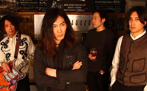 個性派ギターロックバンド「The Vexer」