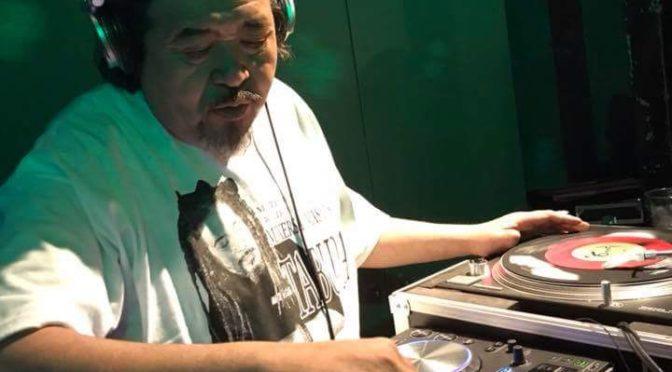 オープンからぶっ飛ばしてくれること間違いなし!「DJ TABURA」